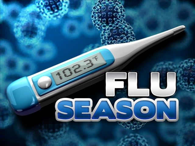 Flu Season is Record Breaking; Not Over
