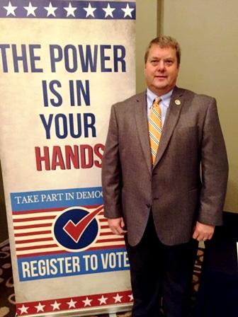 Alan Farley Next Election Administrator   election administrator, Alan Farley, Rutherford County, Tennessee, WGNS