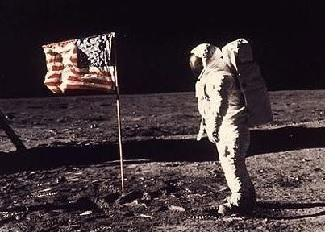 "July Offers ""One Giant Leap"" at Linebaugh Library  