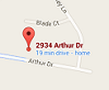 Arthur Drive Home Fire