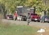 Pedestrian in Barfield accident involving a dump truck dies