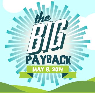 The Big Payback is TODAY (May 6, 2014) | Read to Succeed, The Journey home,The Big Payback,Big Payback,Payback,May 6,Murfreesboro non profits,Rutherford County non profits,Rutherford County news,Murfreesboro news,Murfreesboro,WGNS news,WGNS