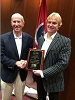 Councilman Toby Gilley honored at Murfreesboro meeting Wednesday night