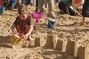 Murfreesboro, TN has a real Beach for kids to build sand castles on? Sort of.