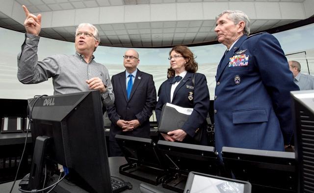 More Aerospace Partnerships At MTSU Could Benefit Area Youth   Civil Air Patrol, CAP, MTSU, aerospace partnership, WGNS
