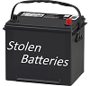 More and more car batteries being stolen