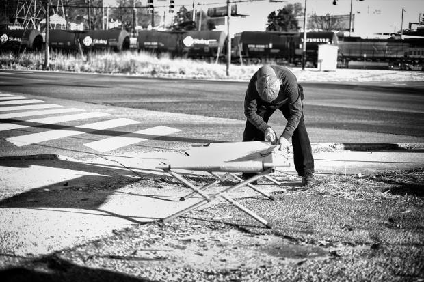The man you don't really know... | life, people, strangers, photography, photo, Fuji, 100strangers, WGNS, Murfreesboro, Murfreesboro news, homeless