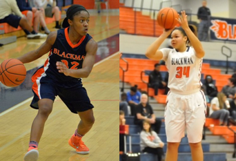 Two Blackman Girls Named Miss Basketball Finalists