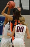 Blackman Girls Hold Off Oakland for First Region Championship