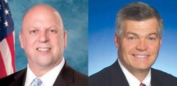 DesJarlais Still Leading Tracy in 4th District Congressional Race | Scott DesJarlais, Jim Tracy, WGNS, Murfreesboro news, WGNS News, Congress