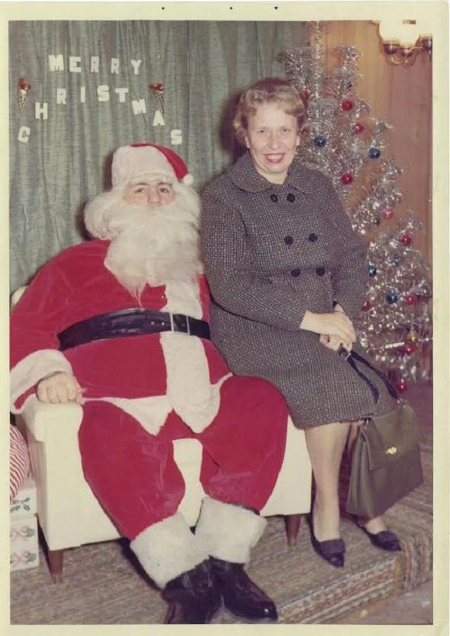Do you recognize this Santa's helper? | Paul Dinkins, Jon Dinkins, Virginia Dinkins, WGNS, Murfreesboro news, NewsRadio WGNS, Christmas, Santa, Santa's helper, Rose's