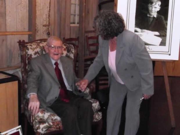 "WOODBURY: Former County Executive... ""Dude Northcutt"" passes away at age 100 
