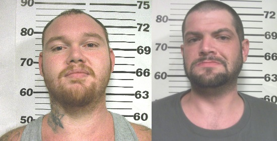 Two escapees from area jail CAUGHT | Nathan Childers, Dustin Byers, Grundy County, escape, jail escape, wanted, men escape Grundy County jail, Manchester