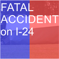 A fatal accident on I-24 on Sunday left a Beechgrove man dead | Phillip Toombs, Phil Toombs, Manchester accident, Coffee County, Rutherford County, Beechgrove accident, Beechgrove, WGNS News