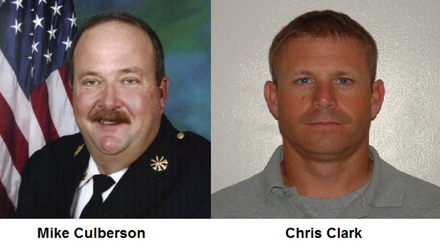 Two New Assistant Fire Chief's Hired in LaVergne  | LaVergne Fire, Fire, LaVergne News, Christopher Clark, Mike Culberson