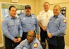 Letters of Commendation for Murfreesboro Firefighters who delivered a baby girl