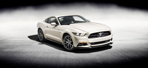 Limited edition Ford Mustang will be available in Murfreesboro, TN when released | Ford,Ford Mustang,Mustang,50-year Mustang in Murfreesboro,Mustang Murfreesboro,Ford of Murfreesboro,David Lee,Lee,Ford Murfreesboro,Ford Tennessee,Tennessee Mustang
