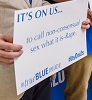 MTSU students 'take the pledge' to stop sexual assault, saying 'It's On Us'