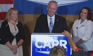 Carr Qualifies for U-S Senate Race | Joe Car, WGNS, Murfreesboro news, WGNS News, U.S. Senate