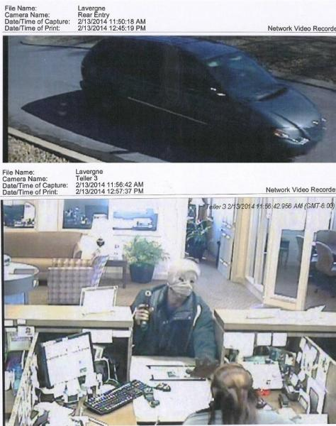 LaVergne Bank Robbery - With Photos | LaVergne Bank, bank robbery, robbery, LaVergne, La Vergne, bank, LaVergne news
