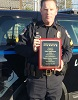 LaVegne Police receive DUI related award