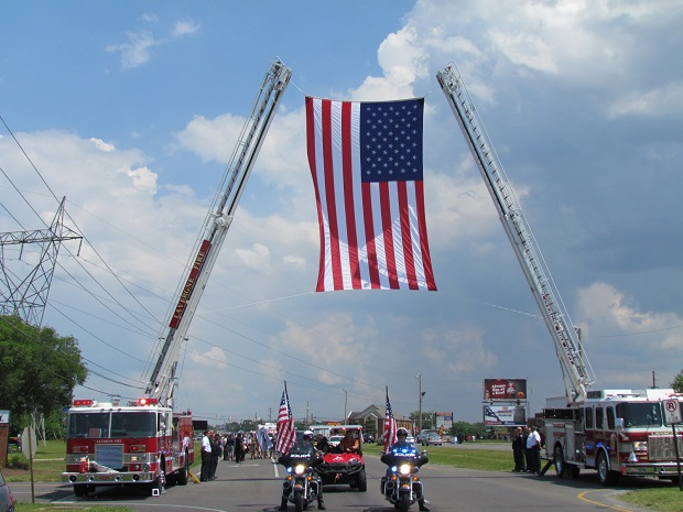 Group of military personnel to be honored as they walk through La Vergne | carry the load, carry load, LaVergne, LaVergne parade, LaVergne news