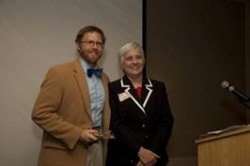 Local Doctor Receive Award from Journeys in Community Living | Dr. Lewis, Bryan Lewis, Murfreesboro doctor, Murfreesboro Medical, Murfreesboro news, Journeys in Community, Community Living, Murfreesboro doctors