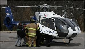 Highway 840 Serious Accident | 840, WGNS, wreck, lifeflight, WGNS News, Murfreesboro news