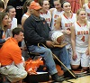 Long Time Supporter Recognized at MTCS on Tuesday Night