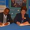 Agreement signed between MTSU and Northeast State Community College