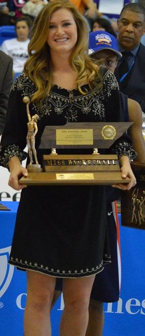Alexa Middleton, Riverdale: 2014 Miss Basketball | Miss Basketball, Alexa Middleton, WGNS, Murfreesboro news, Murfreesboro sports