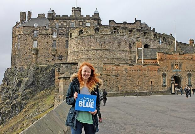 Smyrna's Hannah Morris Studies In Scotland | Smyrna, Hannah Morris, Studies In Scotland, MTSU, WGNS