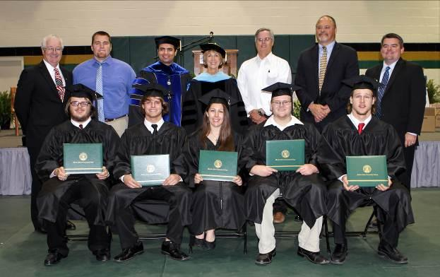 Oakland High School Students Earn Motlow College Mechatronics Certification | Motlow College, Oakland High School, mechatronics certification, Murfreesboro news, WGNS News