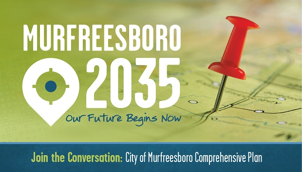 Meeting about the growth of Murfreesboro and the 2035 Comprehensive Plan
