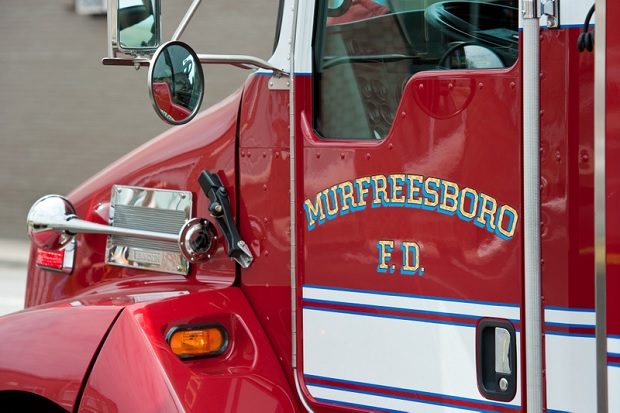 Murfreesboro Fire Crews SMOKE the Competition