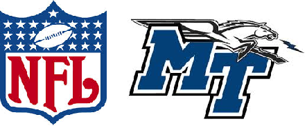 Several Blue Raiders Living NFL Dreams | MTSU, Blue Raiders, NFL, Jimmy Staten, Logan Kilgore, Josh Walker, Sammy Seamster, Kenneth Gilstrap