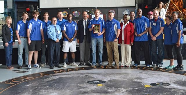MTSU moon buggy team earns Neil Armstrong Best Design Award | MTSU, moon buggy team, Neil Armstrong Best Design Award, WGNS, Murfreesboro news