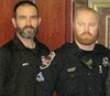 Murfreesboro Police Officers failed to shave their face on Monday