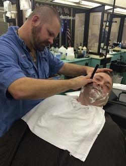 Officers grow beards for charity; Donate over $2,400 to American Cancer Society | no shave, no shave november, WGNS, Murfreesboro news, WGNS News, Murfreesboro Police Department