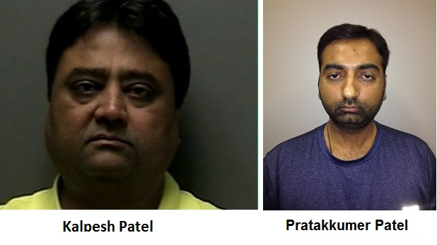 Patel cousins convicted in murder for hire plot of wife ask for new trial