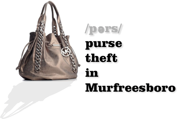 McMinnville Woman Has Purse Stolen in Strong Armed Robbery
