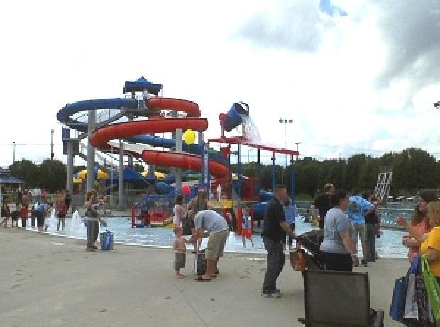 Connie White Big Rubber Duck Derby Winner! | Rubber Duck Derby, SportsCom, Murfreesboro, Child Advocacy Center, WGNS