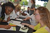 MTSU students find many opportunities to volunteer at fair