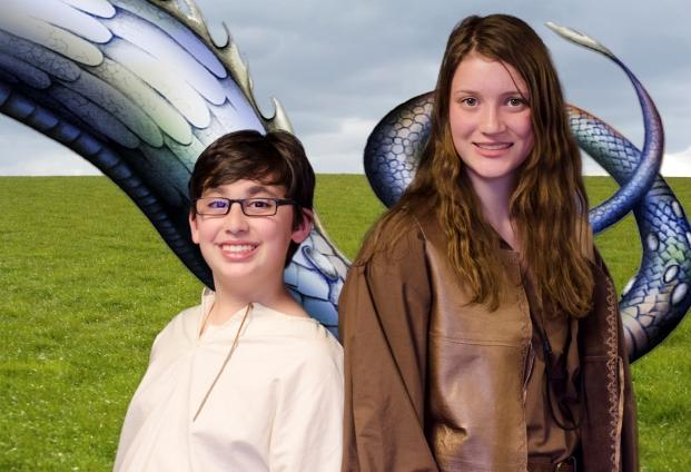Beware: Dragons Coming To Woodbury Arts Center | Relucant Dragon, Arts Center of Cannon County, Woodbury, WGNS