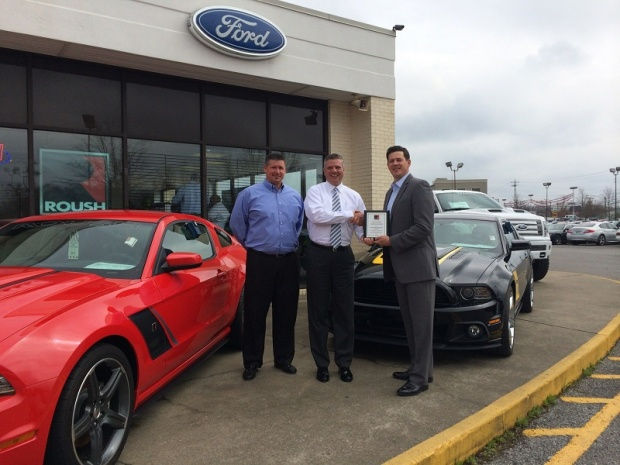 Local Ford Dealer Receives Prestigious Award Murfreesboro News - Nearest ford dealership