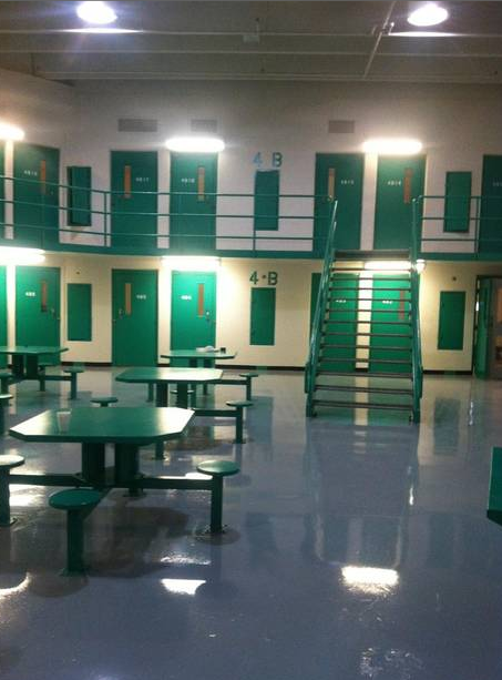 Inmates at the jail in Rutherford County are often released at midnight