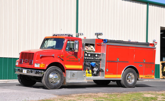 Rutherford County Fire and Rescue place fire engine at location on Fortress Blvd. to serve nearly 4,000 residents  | Rutherford County Fire and Rescue,Blackman,Murfreesboro