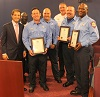 Congrats to several Murfreesboro Fire and Rescue employees