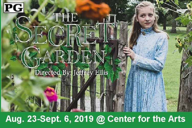 SECRET GARDEN PARTY Friday, June 7th | Secret Garden Party, Discovery Center at Murfree Spring, Friday, June 7 2014, WGNS