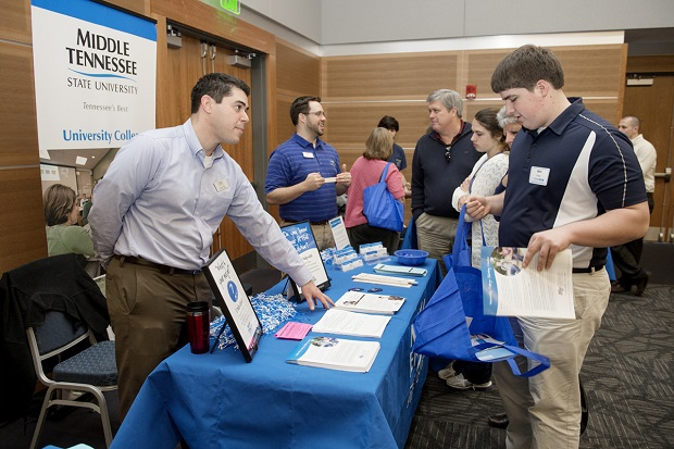 MTSU Honors College hosts Feb. 17 Presidents' Day Open House | MTSU news, MTSU, Murfreesboro news, Murfreesboro